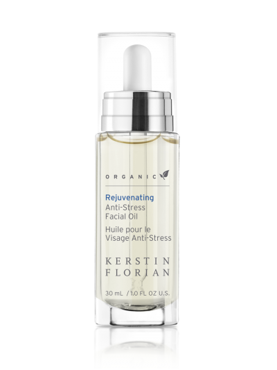 Organic Rejuvenating Anti-Stress Facial Oil