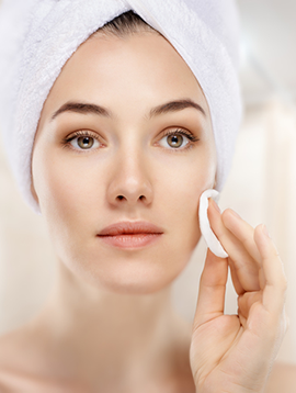 5 Steps to Natural Skin Care for Oily Skin